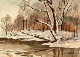 Winter's Thaw - Rudy Amatangelo