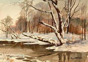 Winter's Thaw - Rudy Amatangelo
